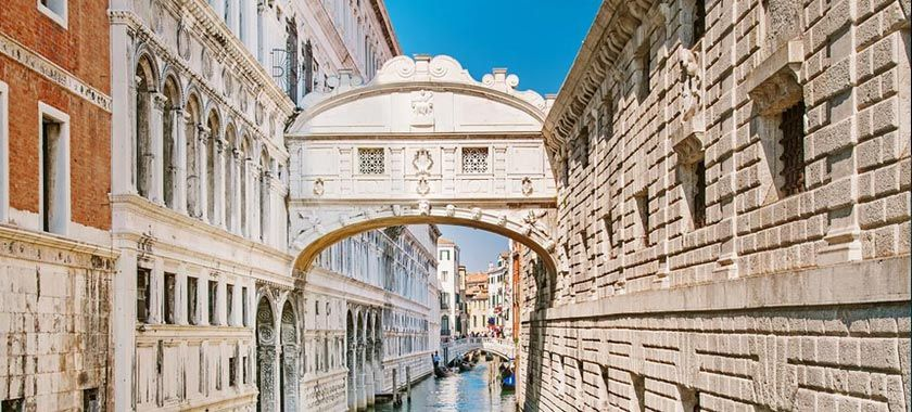 Sóhajok hídja - Velence